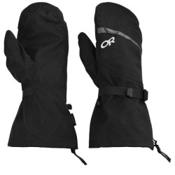 Outdoor Research Mount Baker Modular Mitts - Black