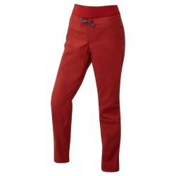 Montane Women's On-Sight Pants Reg Leg - Redwood