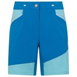 La Sportiva Daka Short W - Neptune/Pacific blue