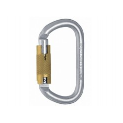 Singing Rock Oval Triple Lock