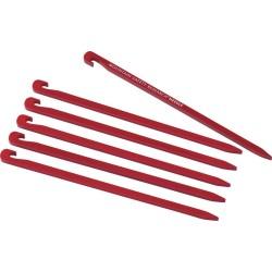 MSR Needle Tent Stakes - sada 6 ks
