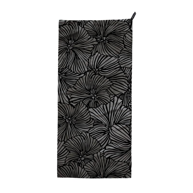 PackTowl UltraLite - Hand-Bloom Noir
