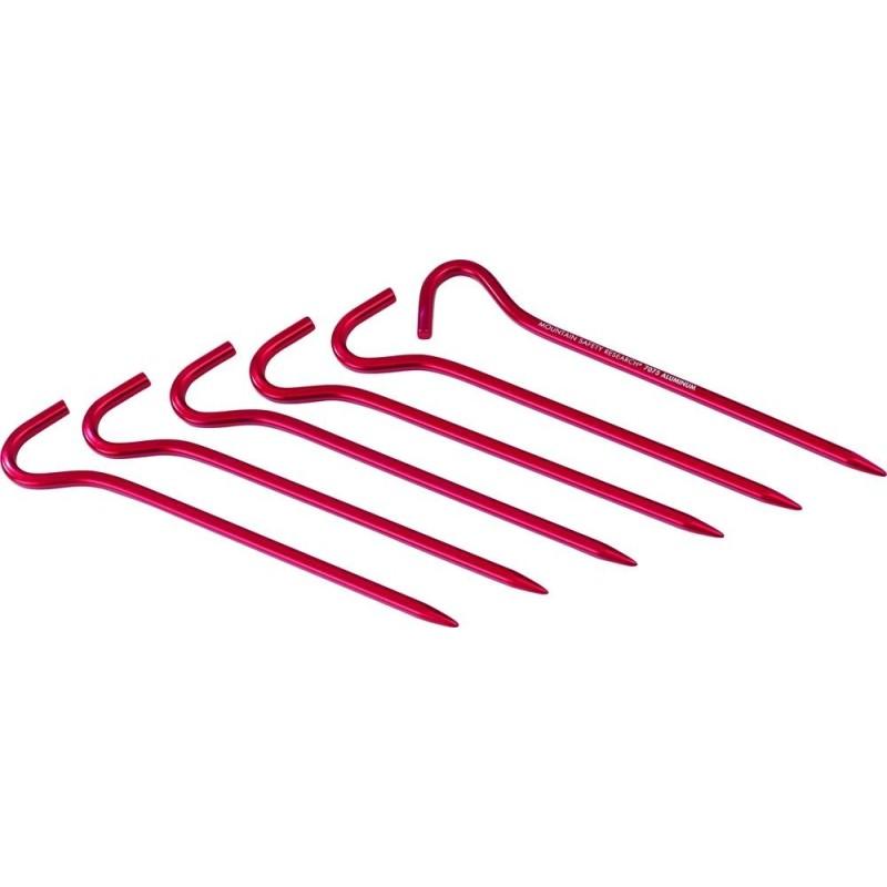 MSR Hook Tent Stakes - sada 6 ks