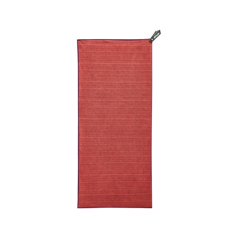 PackTowl Luxe Towel - Face-Vivid Coral
