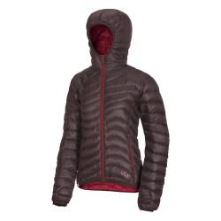 Ocun Tsunami Down Jacket - Brown/Pink