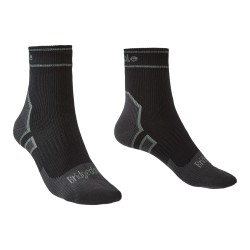 Bridgedale Storm Sock LightWeight Ankle - black