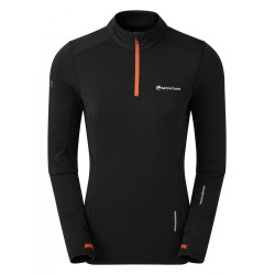 Montane WOMEN KATLA PULL-ON - black