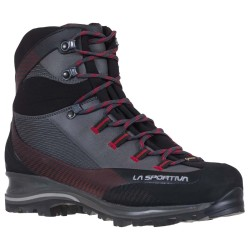 La Sportiva Trango TRK Leather GTX - Carbon/Chilli