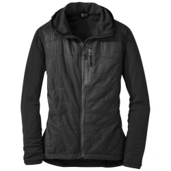 Outdoor Research Men's Deviator Hoody -baltic/charcoal