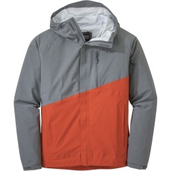 Outdoor Research Panorama Point Mens Jacket- charcoal