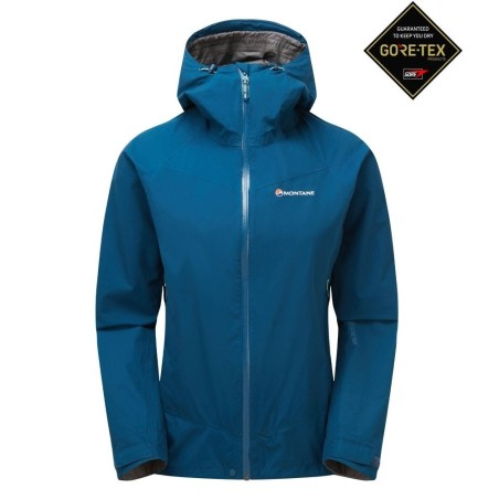 Montane Pac Plus Jacket Women -Narwhal Blue