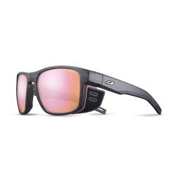 Julbo SHIELD M Spectron 3CF - Transluscent Grey / Pink