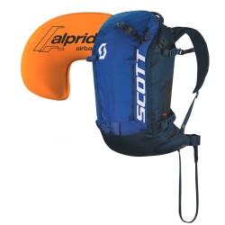 SCOTT - lavínový batoh backcountry patrol E1 30l- blue/dark blue