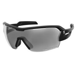 SCOTT SPUR LS slnečné okuliare - black matt/grey light sensitive