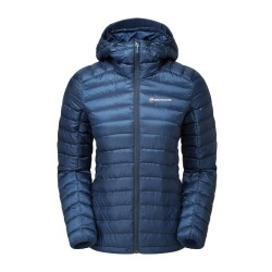 Montane Womens Featherlite Down Jacket - orion blue