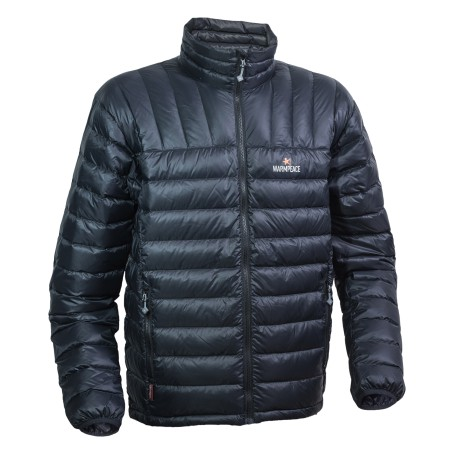 Warmpeace Drago Jacket - Black
