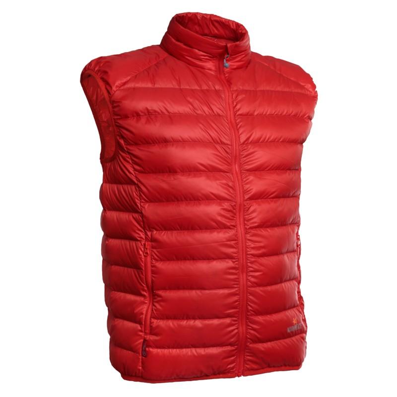 Warmpeace Drake vesta červená