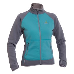 Warmpeace Mandy polartec jacket black
