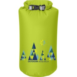Outdoor Research Woodsy Dry Sack 10l - Lemongrass