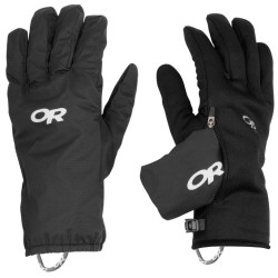 Outdoor Research Versaliner Gloves Man - black