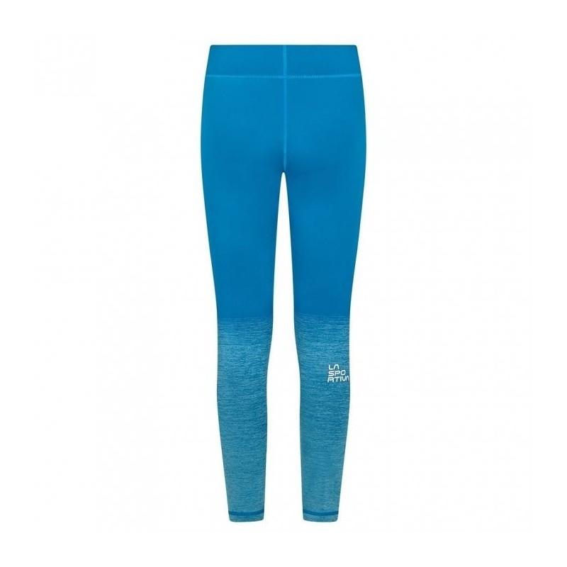 La Sportiva Patcha Leggings W - neptune/pacific blue