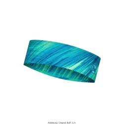 Coolnet UV+ Slim Headband Buff - Graphite
