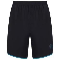 La Sportiva Zen Short W - Black/Hibiscus