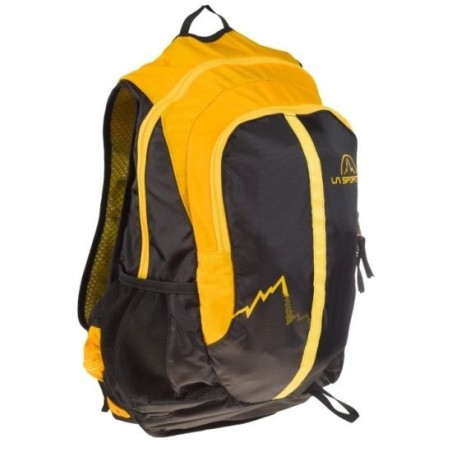 La Sportiva Elite Trek Backpack 22l - Black/Yellow