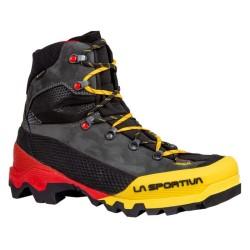 La Sportiva Aequilibrium ST GTX - Black/Yellow