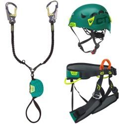 Climbing Technology Via Ferrata Kit Premium G-Compact