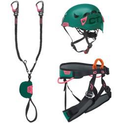 Climbing Technology Via Ferrata Kit Plus G-Compact