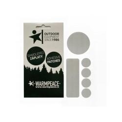 Warmpeace Patches - mix 6ks