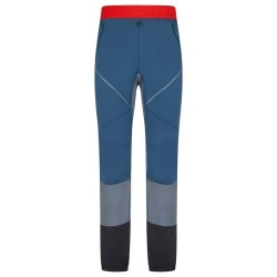 La Sportiva Ode Pant M - Blue/Red
