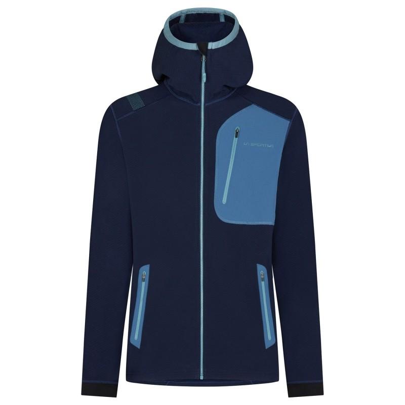 La Sportiva Avok Hoody M - Night Blue/Atlantic