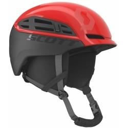 Scott Helmet Couloir Mountain - Red/Iron grey