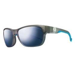 Julbo COAST Polarized 3CF  - Mat translu grey / cyan blue
