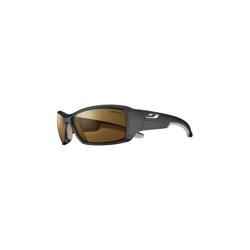 Julbo RUN Polarized 3 - Matt black / grey
