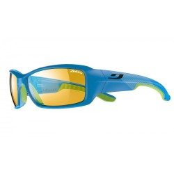 Julbo RUN Zebra - Cyan blue/ green