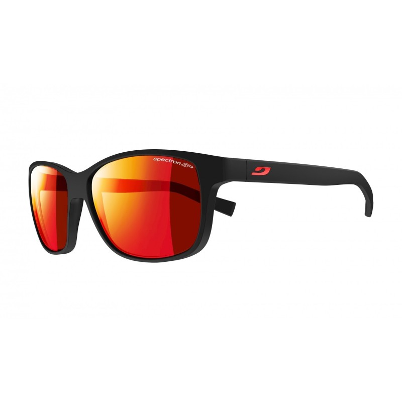 Julbo POWELL Spectron 3 CF - Matt black/ red