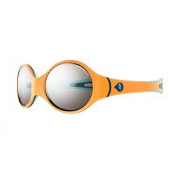 Julbo LOOP Spectron 4 baby - Orange/Sky blue/Blue