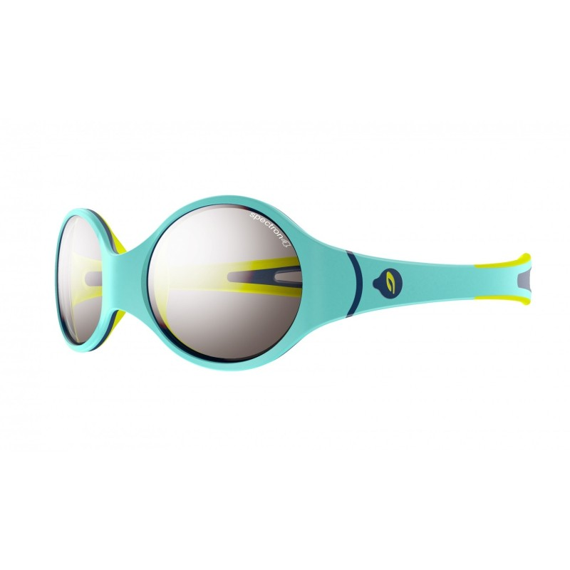 Julbo LOOP Spectron 4 baby - Sky blue/Yellow/Blue