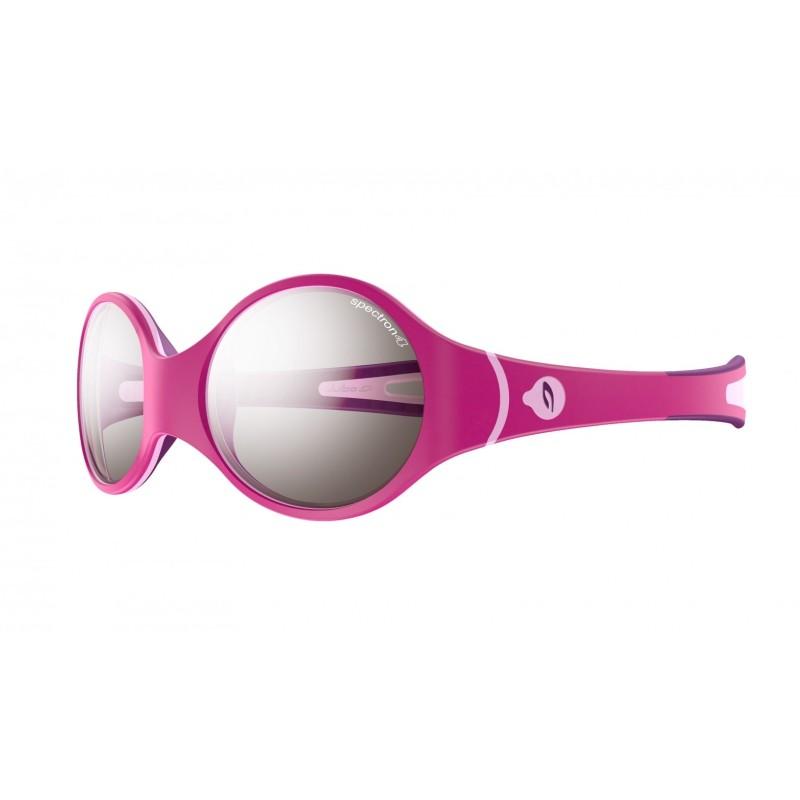 Julbo LOOP Spectron 4 baby - Fuchsia/Purple/Pink