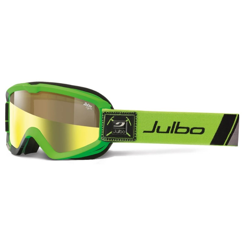 Julbo BANG MTB Zebra light - Green