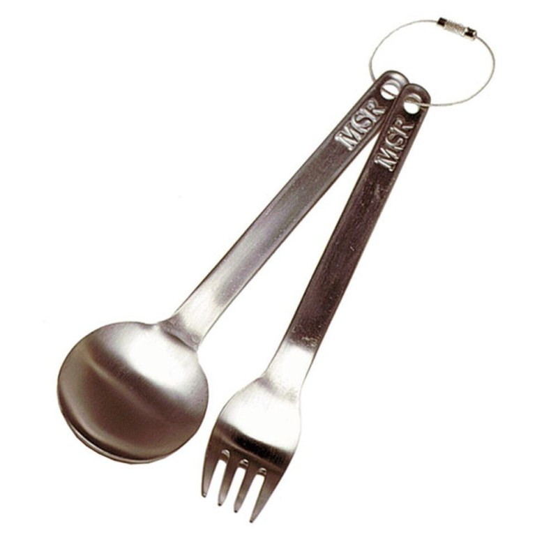 MSR Titan Fork & Spoon - lyžica + vidlička