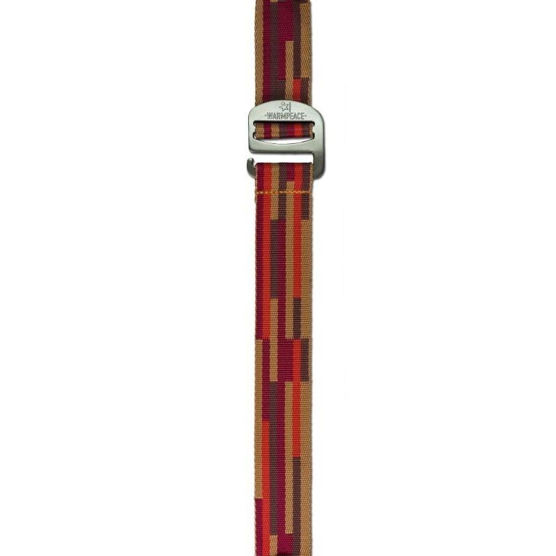 Warmpeace Opasok Hookle Mabelt red/brown