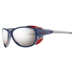 Julbo EXPLORER 2.0 Spectron4 - MATT DARK BLUE / RED