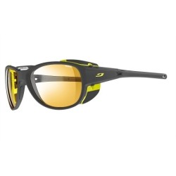 Julbo EXPLORER 2.0 Zebra - MATT GREY / YELLOW