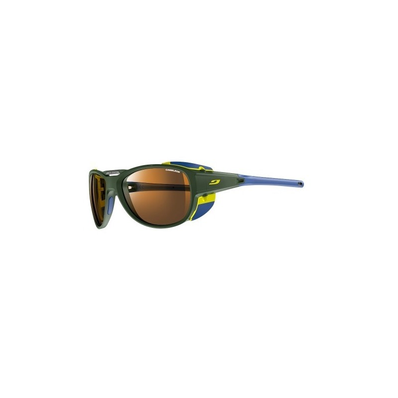 Julbo EXPLORER 2.0 Caméléon - ARMY / YELLOW