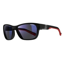 Julbo COAST Octopus - MATT BLACK / RED
