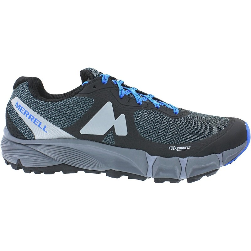 MERRELL AGILITY CHARGE FLEX black